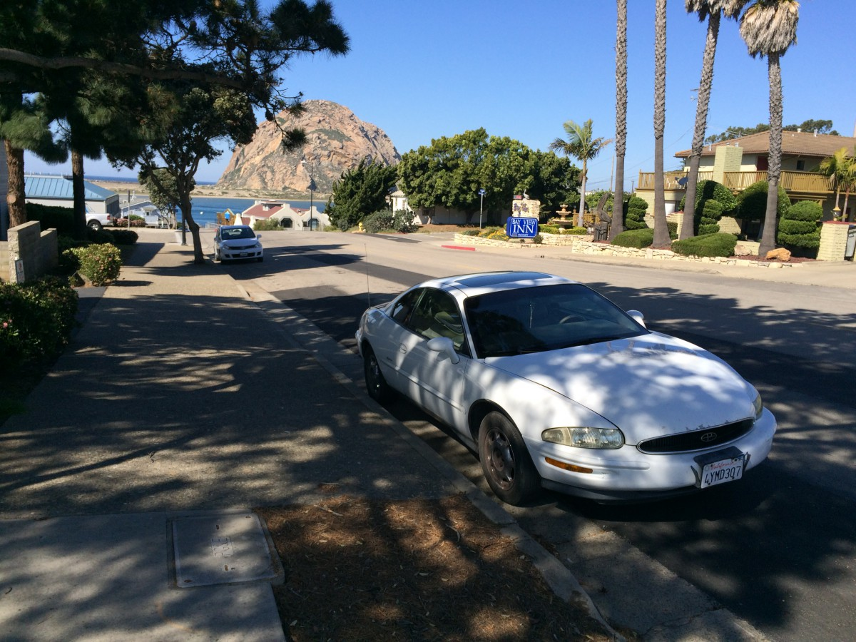 curbside classic 1995 99 buick riviera out to sea curbside classic curbside classic 1995 99 buick riviera