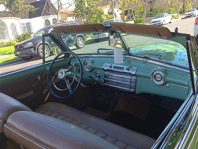 buick super dash