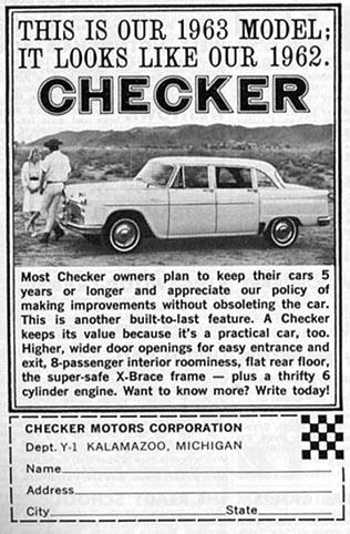 checker 1963