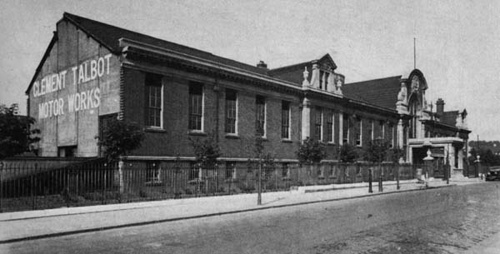 clement talbot 1930