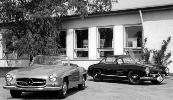 Sindelfingen, Mercedes Autowerk