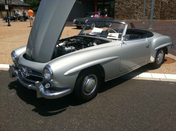 nutt 1958 mercedes 6.13.15 steelstacks