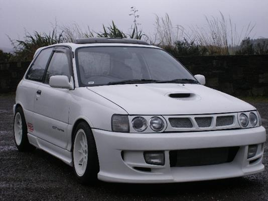 Curbside Classic: 1996-99 Toyota Starlet – It's a Car