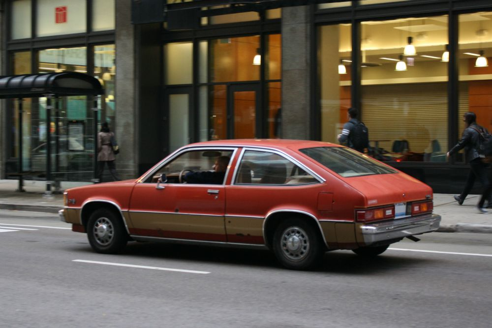 On-The-Go Classic / QOTD: 1980 Chevrolet Citation – Roll With It, Baby