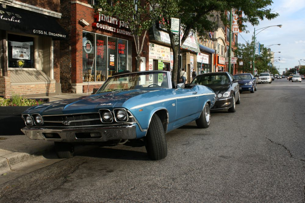 CC What If: 1969 Chevrolet Chevelle SS Convertible – Can I Rent ...