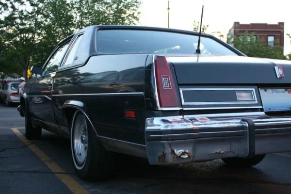 031 - 1979 Oldsmobile Ninety-Eight Regency CC