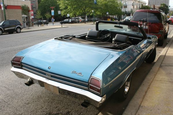 034 - 1969 Chevrolet Chevelle SS CC