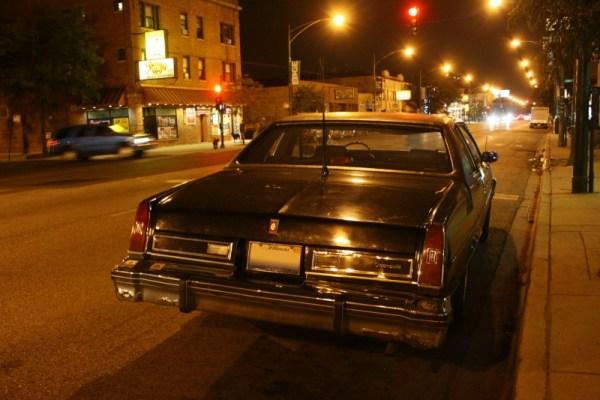 137 - 1979 Oldsmobile Ninety-Eight Regency CC