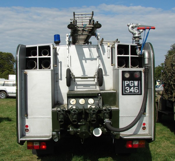 1956 Bedford RLHZ Self Propelled Pump .4