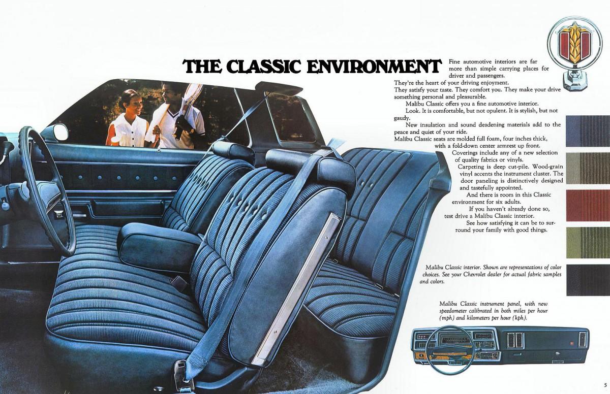 Curbside Classic: 1975 Chevrolet Chevelle Malibu Classic – A Dollop ...