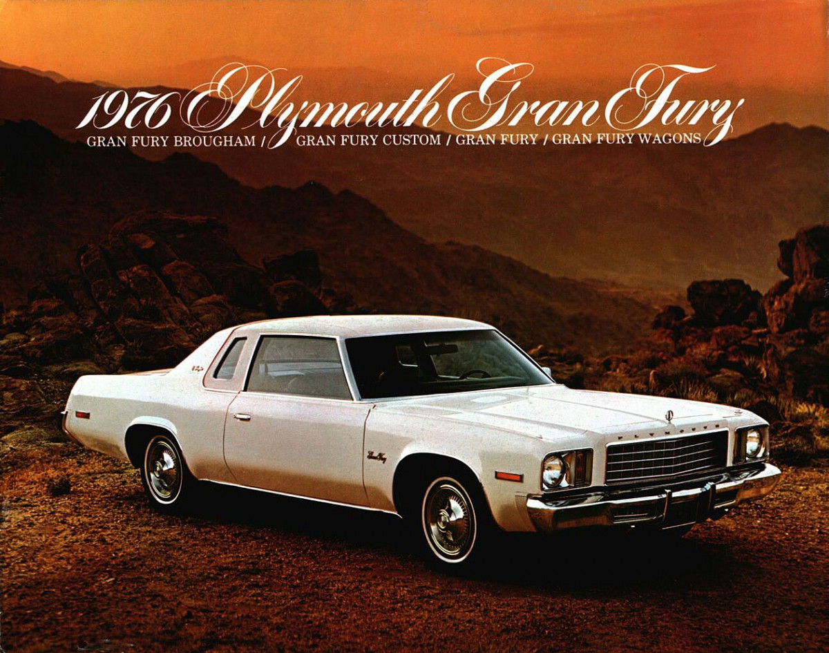 The four-door hardtop was dead after 1975 leaving just the pillared sedan coupe and wagon. For 1977 all mid-range Gran Fury ... & Curbside Classic: 1974-77 Plymouth Gran Fury \u2013 Struck By Oil Pezcame.Com