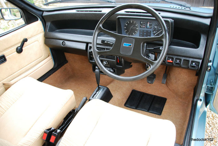 curbside classic 1993 rover metro gti 16v a british car to beat the world. Black Bedroom Furniture Sets. Home Design Ideas