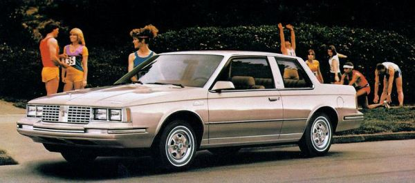 1983 olds cutlass ciera coupe