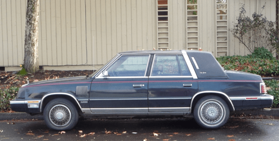 1985 Chrysler New Yorker