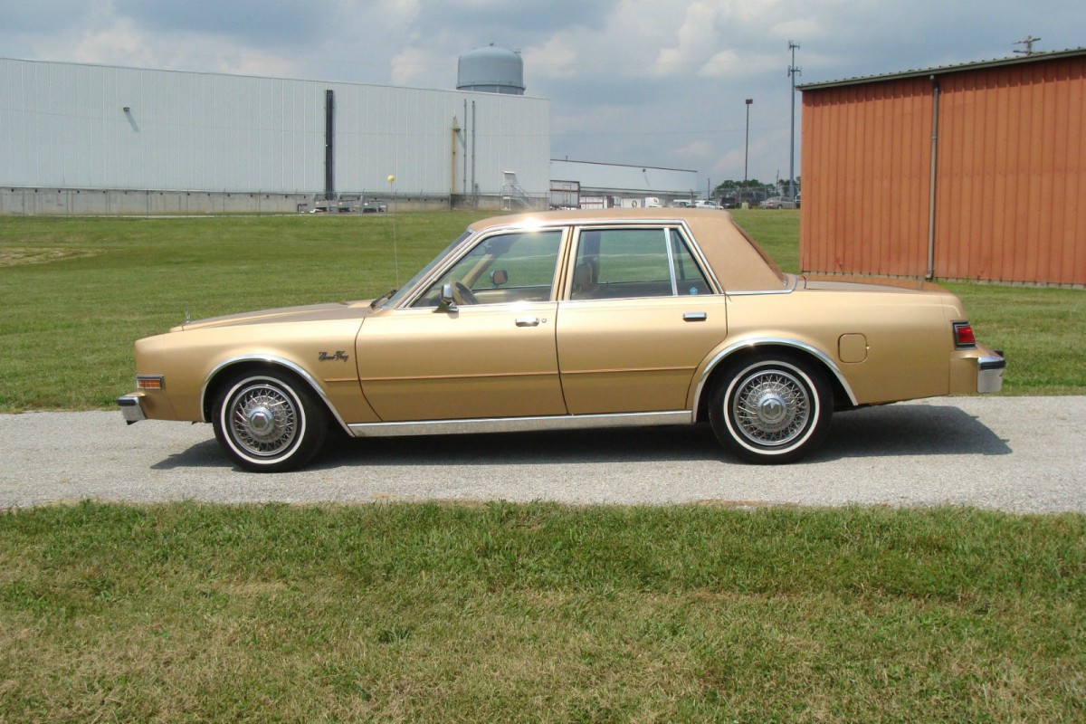 Ebay classic 1987 plymouth gran fury salon they weren t for 1987 dodge diplomat salon