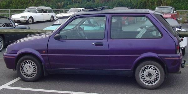 1990 Rover 111.2