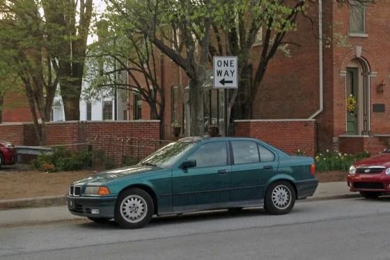 1992-95 BMW 325i a