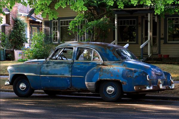 Chevrolet 1951 Deluxe
