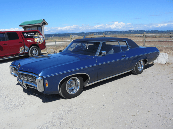 Chevrolet 1969 caprice 427 coupe