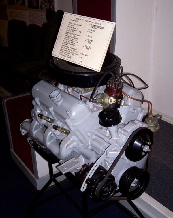 GAZ V-6