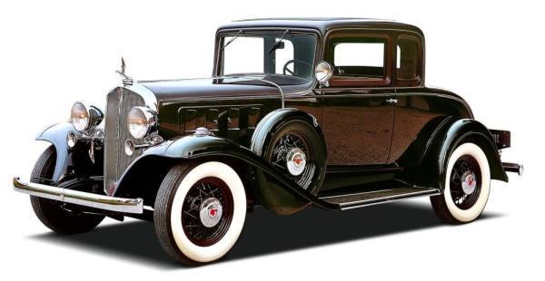 Pontiac 1932 coupe