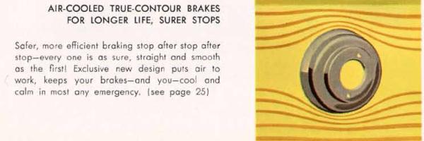 Pontiac 1959 brakes