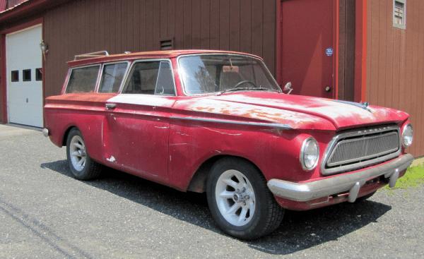 Rambler 1963 American 2 door wagon