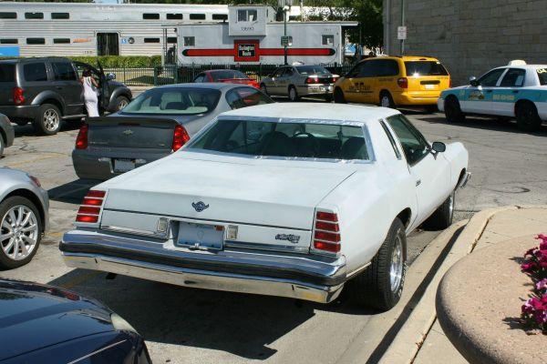 049 - 1975 & 2006-2007 Chevrolet Monte Carlos CC