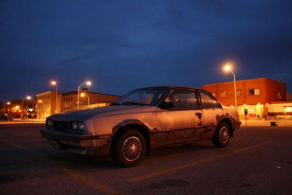 151 - 1985 Chevrolet Cavalier Type 10 CC