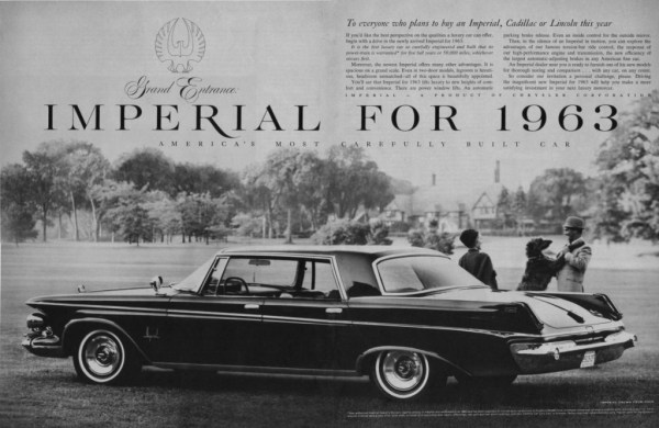 1963 Imperial Ad