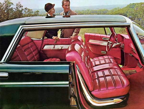 1963 Imperial Crown Interior