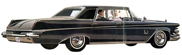 1963 Imperial LeBaron black