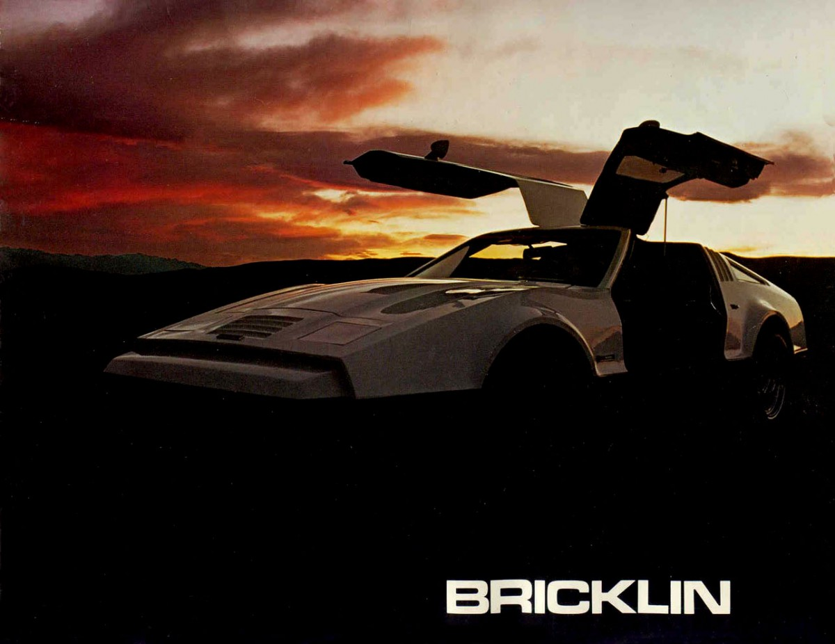 Unfortunately the bricklin arrived smack bang in one of the worst eras for performance initially the sv 1 came with amc s 360 v8 with a 4 barrel