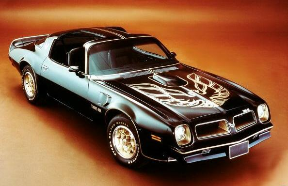 1976 pontiac firebird trans am special edition