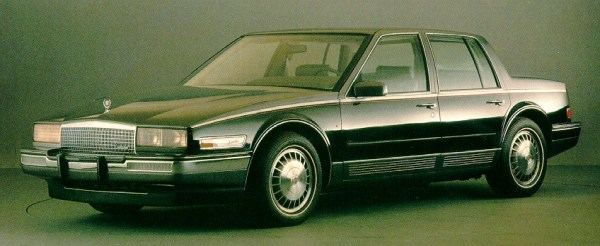The Best 1986 Cadillac Seville
