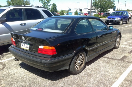 1992-98 BMW 3 series coupe a