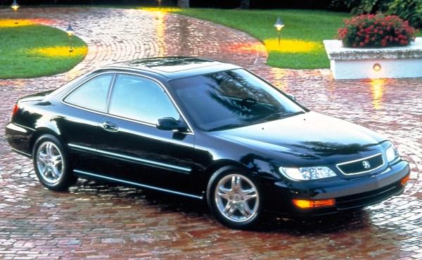1999 Acura CL.