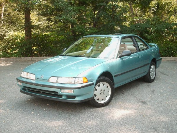 1991 Integra driver front quarter