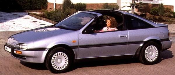 Nissan NX Euro-spec