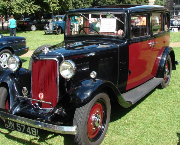 armstong-siddeley 12hp