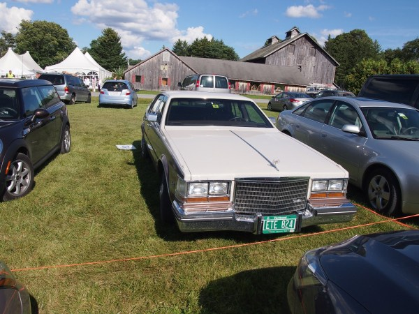 cadillac seville diesel 2