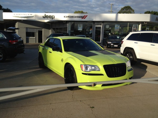 chrysler 300 super bee