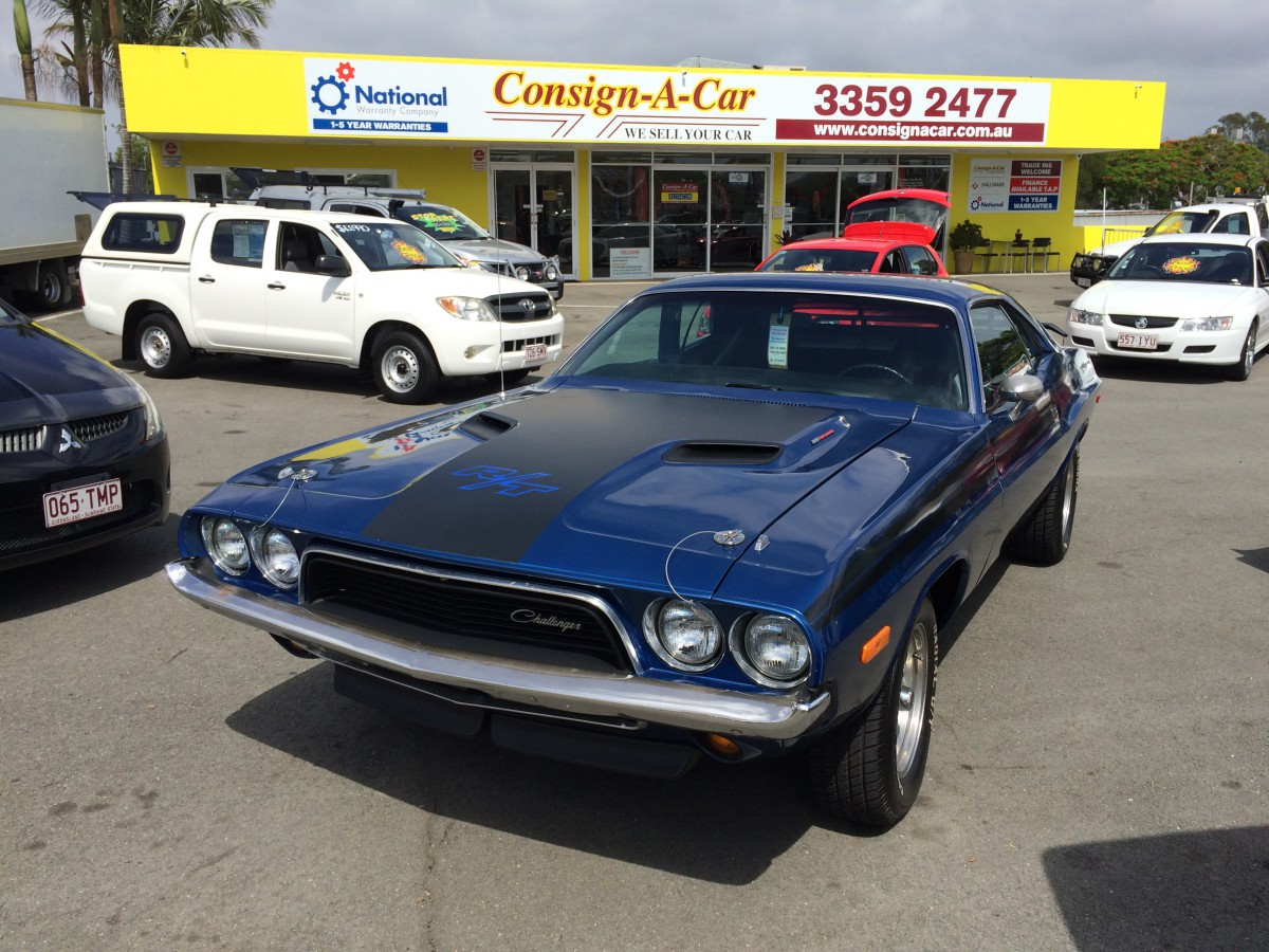 """Dealer Classic: 1972-74 Dodge Challenger """"R/T"""" – Not Quite The Same"""
