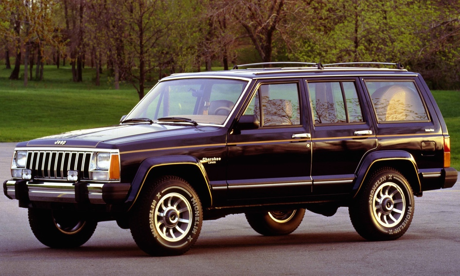 Curbside Classic: 1995 Jeep Grand Cherokee Orvis Edition ...