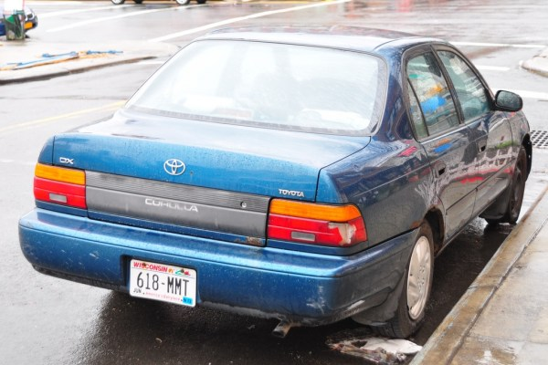 toyota corolla dx triborough