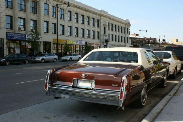 025 - 1979 Cadillac Coupe DeVille CC