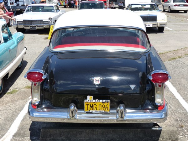 1956 Nash Abassador rear