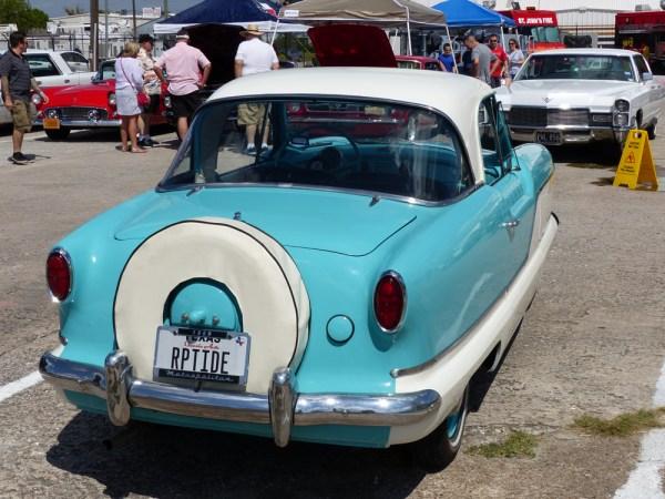 1959 Metropolitan rear