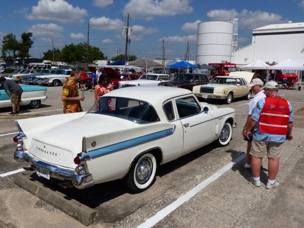 1961 Studebaker Hawk rear