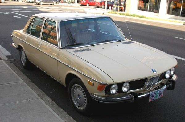 1972 BMW Bavaria Sedan. - 1